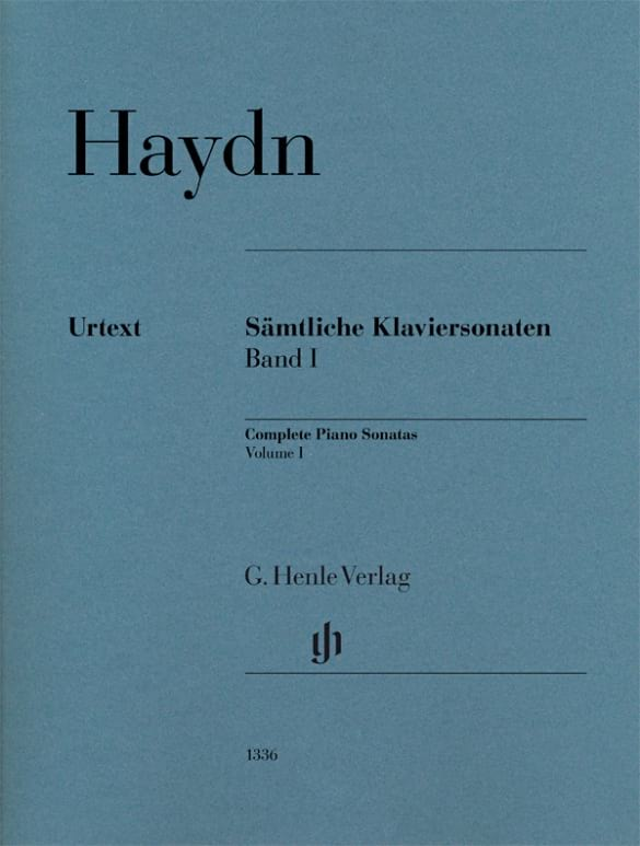 Sonates Complètes Pour Piano Volume 1 - HAYDN - laflutedepan.com
