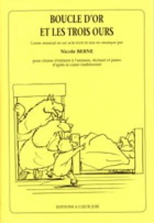 Boucle d'Or et les trois Ours - Nicole Berne - laflutedepan.com