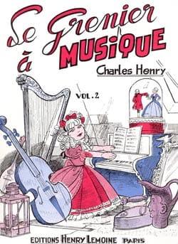 Le Grenier A Musique Volume 2 Charles-Henry Partition laflutedepan