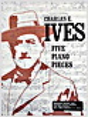 5 Pièces Pour Piano - IVES - Partition - Piano - laflutedepan.com
