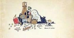 Air de L'enfant. L'Enfant et les Sortilèges - RAVEL - laflutedepan.com