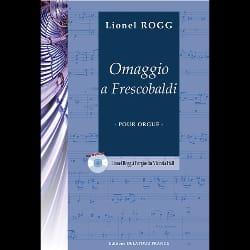 Omaggio A Frescobaldi Lionel Rogg Partition Orgue - laflutedepan