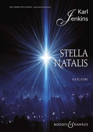 Stella Natalis - Karl Jenkins - Partition - Chœur - laflutedepan.com