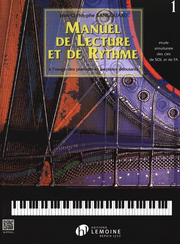 Manuel de Lecture et de Rythme - Volume 1 - laflutedepan.com