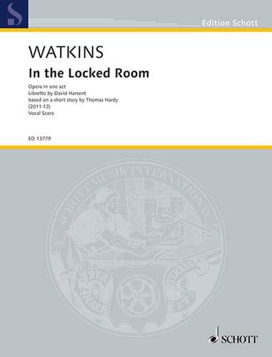 In the locked room - Huw Watkins - Partition - laflutedepan.com