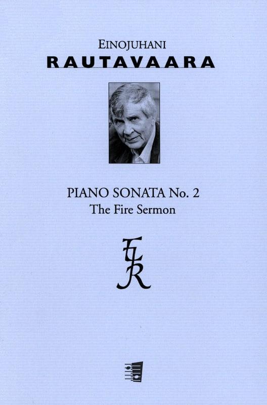 Sonate N°2 Op. 64 - Einojuhani Rautavaara - laflutedepan.com