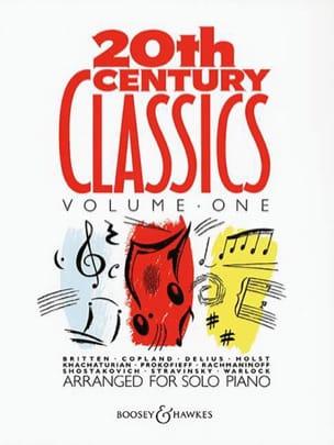 Clásicos del siglo XX. Tomo 1 - Partition - di-arezzo.es