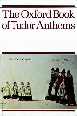 The Oxford Book Tudor Anthems Oxford Partition Chœur - laflutedepan
