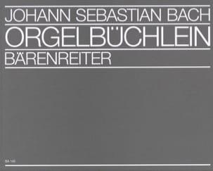 Orgelbüchlein et Autres Préludes de Chorals BACH laflutedepan