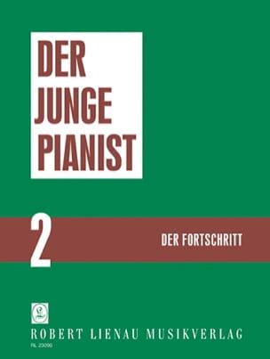 Der Junge Pianist - Volume 2 Richard Krentzlin Partition laflutedepan