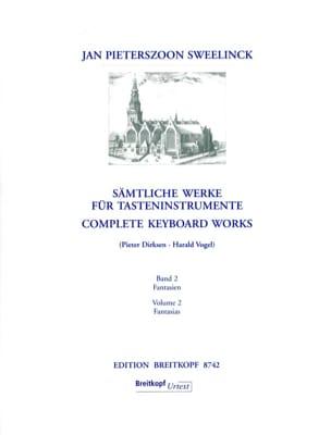Sämtliche Werke Für Tasteninstrumente Volume 2 laflutedepan