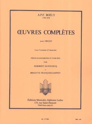 Oeuvres Complètes. Livre 3 Volume 2 laflutedepan