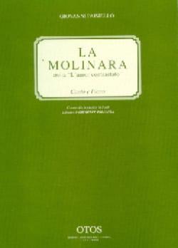 La Molinara Giovanni Paisiello Partition Opéras - laflutedepan