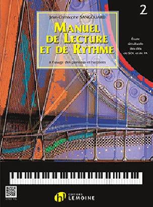 Manuel de Lecture et de Rythme - Volume 2 - laflutedepan.com