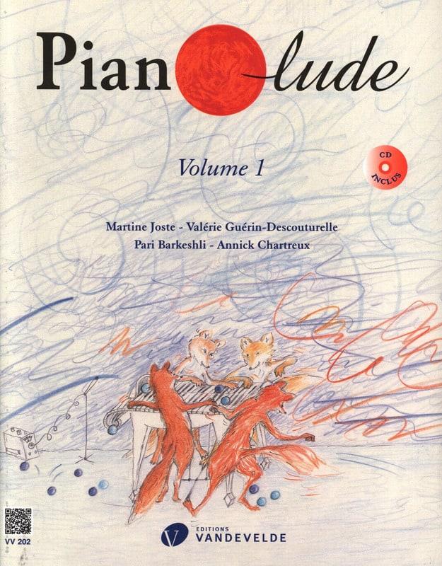 Pianolude - Volume 1 - Partition - Piano - laflutedepan.com