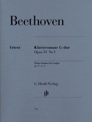 Sonate Pour Piano N° 16 En Sol Majeur Opus 31 N° 1 - laflutedepan.com
