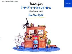 Tunes for 10 Fingers Pauline Hall Partition Piano - laflutedepan