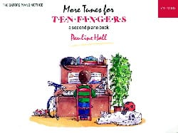 More Tunes For 10 Fingers Pauline Hall Partition Piano - laflutedepan