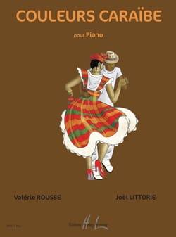 Couleurs Caraïbe Rousse Valérie / Littorie Joël Partition laflutedepan