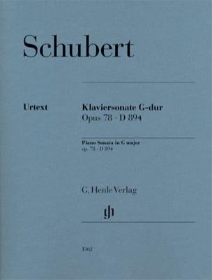 Franz Schubert - Partition - di-arezzo.com
