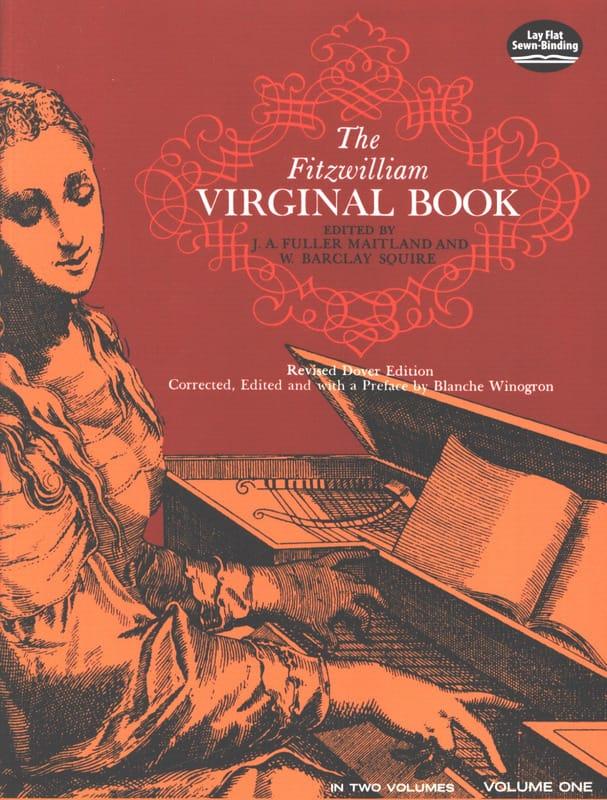 The Fitzwilliam Virginal Book Volume 1 - laflutedepan.com