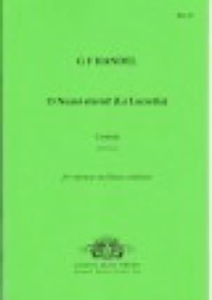 O Numi Eterni! - HAENDEL - Partition - Mélodies - laflutedepan.com