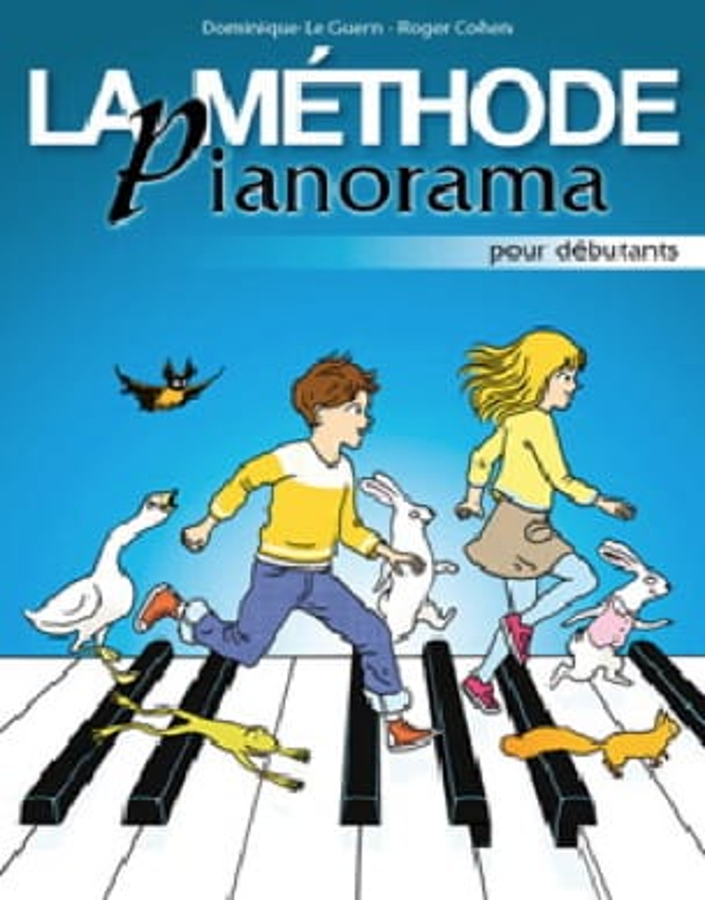 La Méthode Pianorama - Partition - Piano - laflutedepan.com