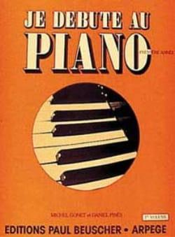 Je débute au Piano Vol.1 - laflutedepan.com