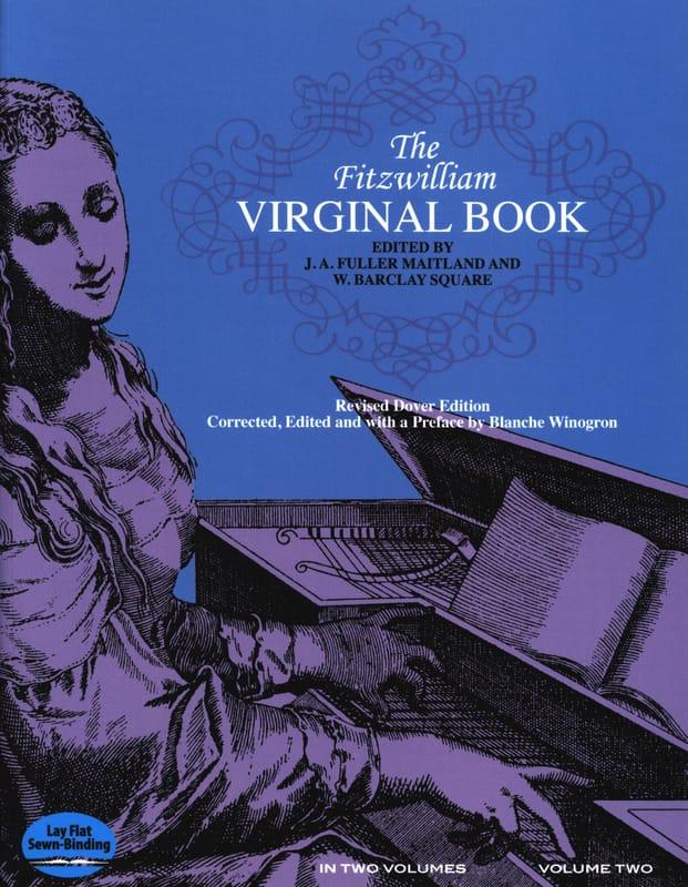 The Fitzwilliam Virginal Book Volume 2 - laflutedepan.com
