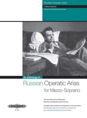 Russian Operatic Arias. Mezzo Partition Opéras - laflutedepan