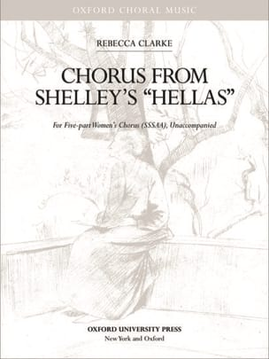 Chorus from Shelley's