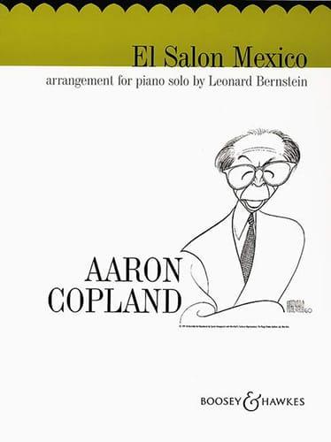 El Salon Mexico - COPLAND - Partition - Piano - laflutedepan.com