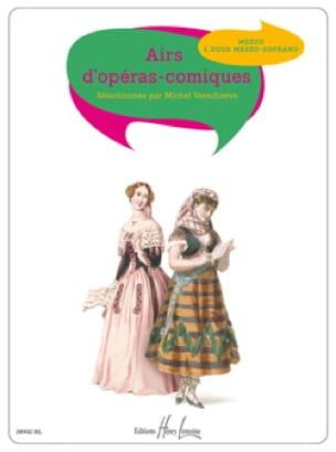 Airs D'opéras-Comiques. Mezzo - Partition - laflutedepan.com