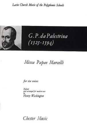 Missa Papae Marcelli Giovanni Pierluigi Palestrina laflutedepan