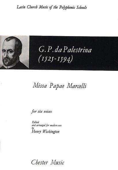 Missa Papae Marcelli - laflutedepan.com