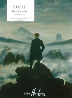Franz Liszt - Sueño de amor - Partition - di-arezzo.es