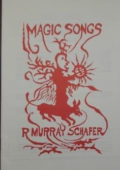 Magic Songs TTBB - Raymond Murray Schäfer - laflutedepan.com