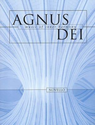 Agnus Dei Partition Chœur - laflutedepan