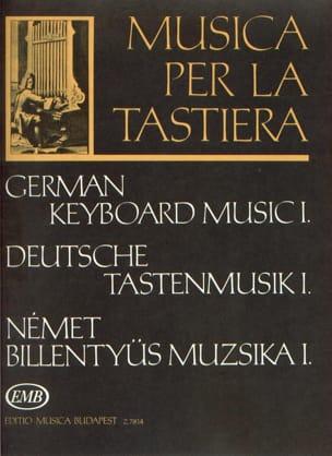 Musica Per La Tastiera Partition Clavecin - laflutedepan