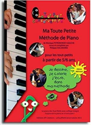 Ma Toute Petite Méthode de Piano Volume 1 - laflutedepan.com