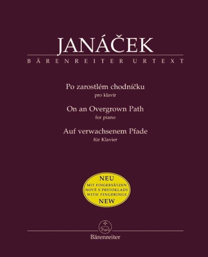 Sur un sentier herbeux - JANACEK - Partition - laflutedepan.com