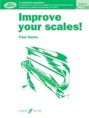 Improve your scales. Grade 2 Paul Harris Partition laflutedepan
