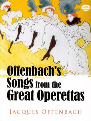 Songs From The Great Operettas. - OFFENBACH - laflutedepan.com