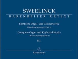 Oeuvre pour orgue et clavier Volume 3-1 - laflutedepan.com
