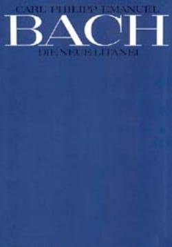 Die Neue Litanei Wq 204-2 Carl-Philipp Emanuel Bach laflutedepan