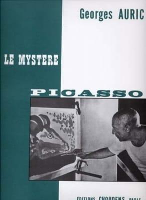 Le Mystère Picasso Georges Auric Partition Piano - laflutedepan