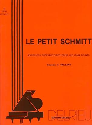 Le Petit Schmitt Aloys Schmitt Partition Piano - laflutedepan