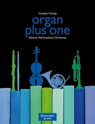 Organ Plus One. Noël Carsten Klomp Partition Orgue - laflutedepan