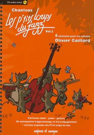 Chantons les P'tits Loups Du Jazz Volume 1 laflutedepan