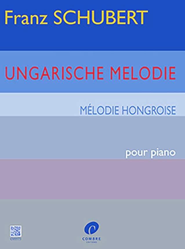 Mélodie Hongroise Si mineur D 817 - SCHUBERT - laflutedepan.com